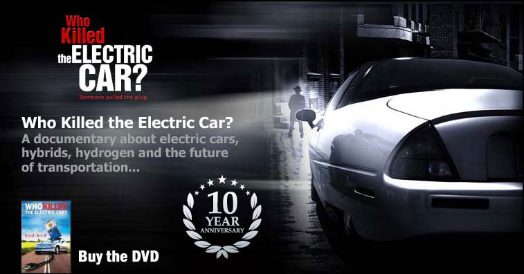 who killed the electric car 2 essay An electric car is a plug-in electric automobile that is propelled by one or more electric motors, using energy typically stored in rechargeable batteries since 2008, a renaissance in electric vehicle manufacturing occurred due to advances in batteries, concerns about increasing oil prices,.